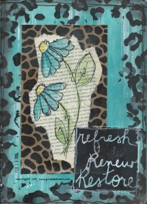 March 2015 wk3 Gina dylusions