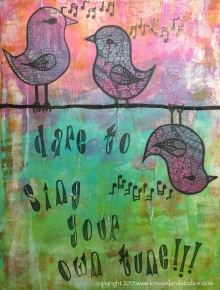 apr wk1 bird song CR