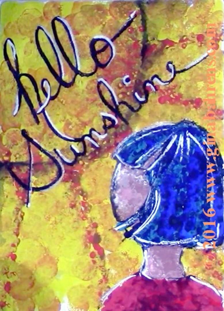 JKIS2016 Wk28 Hello Sunshine Gina